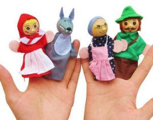 Роль пальчиковых игр в развитии ребенка